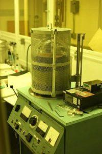 thermal evaporator