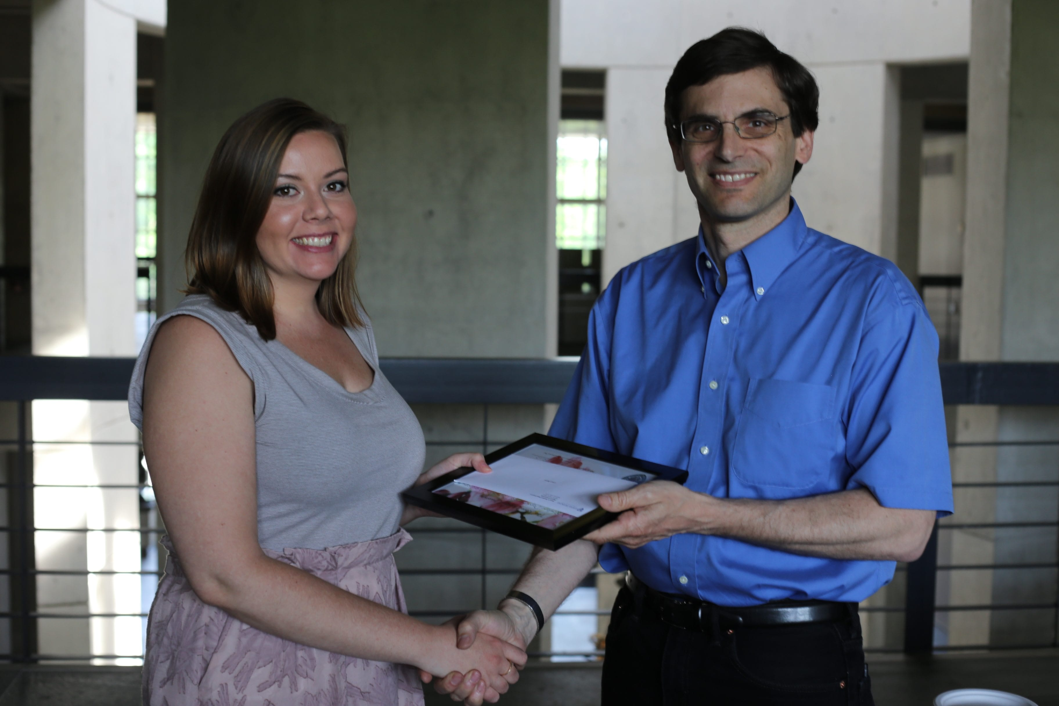 2015 Student Awards Announced